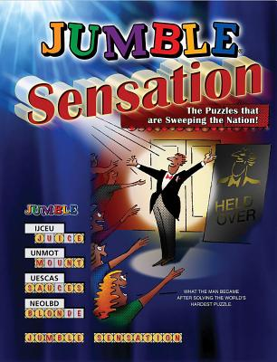Jumble Sensation By Triumph Books (COR)